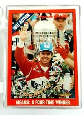 1991 Legends of Indy Racing Trading Cards Complete Series !! Set 1-100 Andretti