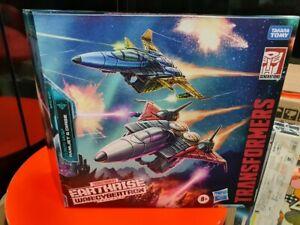 Hasbro transformers WFC Earthrise Conehead seekers dirge ramjet misb rare DHL