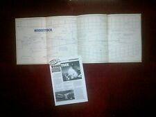 Bimbo & Woodstock simple pequeña RC Modelo planes por Smeed & Hockey