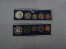 1967 United States Special Mint Set Silver Kennedy GEM BRILLIANT SETS