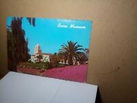 SERRA MUSEUM San Diego's Calif PAUL HOLZ Road Runner Card COLOR VIEW PRESS 1975