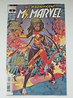 Magnificent MS Marvel #5 SECRET WARS #8 1st Print Marvel 1st App New Costume!