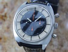 Tissot Seastar T12 Large 42mm Manual 1970s Chronograph Swiss Made Watch MX88