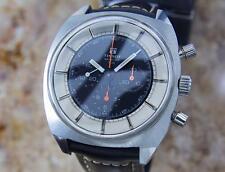 Tissot Seastar T12 Large 42mm Manual 1970s Chronograph Swiss Made Watch MX88