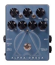 New Darkglass Electronics AO  for Bass Pre-Amp Overdrive Alpha Omega Japan