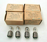 991 / NE16 / CV651 (4) NOS JADK Neon Voltage Regulator Radio Tubes / Lamp, Bulbs