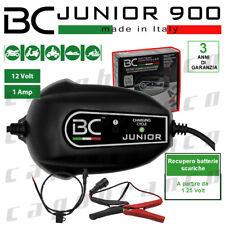 BC JUNIOR 900 Caricabatteria Moto Mantenitore di Carica Piombo Acido 12V  700BCJ