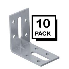Adjustable Angle Bracket 50x55x30mm Wide 10 Pack