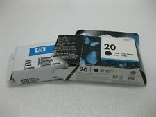 HP 20 Black Ink C6614D Genuine ** OPEN BOX ** SHIPS OVERBOXED ** Date: 2018