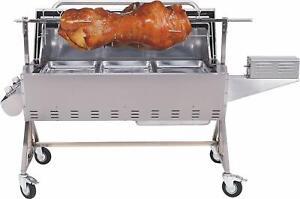 "Spanferkelgrill ""NÜRNBERG"" von El Fuego® Gasgrill BBQ Barbecue Grill"