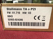 Stollmann TA + P2I ISDN-Adapter, wie NEU