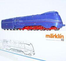 Marklin HO 1:87 AC Deutsche Reichs Adler DR br-03 blau optimierte Lok MB