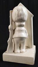 Antique art deco English Wesbrick porcelain figurine