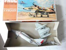 FROG 1/72 McDONNEL DOUGLAS A4 SKYHAWK vintage kit built model