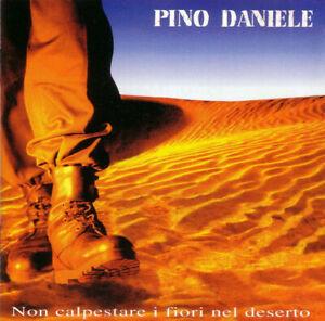 LP 33 Pino Daniele – Non Calpestare I Fiori Nel Deserto Sealed 2019 De Agostini