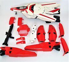 Transformers G1 Jetfire Skyfire Rare Matsushiro Early Edition + Accessories