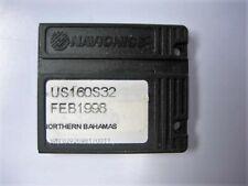 Navionics Classic NavChart Card Northern Bahamas US160S32 FEB 1998