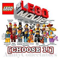 THE LEGO MOVIE 71004 MINIFIGURES Minifigure Mini [CHOOSE FIGURE FROM THE LIST!]