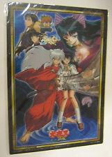 Inuyasha Shitajiki Pencil Board mousepad sottofoglio 1202G-01 Kagome/SangoMiroku