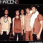 MAROON 5 - 1.22.03 Acoustic (Cd 2003)