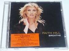 Faith Hill: Breathe - (1999) CD Album