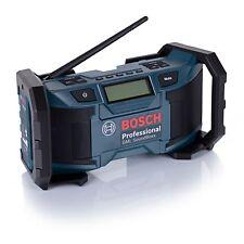 Bosch Baustellenradio GML SoundBoxx 14,4 + 18 V Akku Radio ohne Akku ohne Lader
