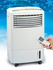 Cool Blast Portable Cooling System Kool Down Evaporative Air Cooler Humidifer