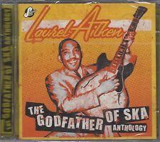 LAUREL AITKEN - THE GODFATHER OF SKA ANTHOLOGY - (sealed dbl cd) - PDROP CDD 7