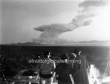 Photo. 1955. Atomic Explosion in Operation Cue