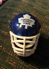 TORONTO MAPLE LEAFS MINI NHL TEAM GOALIE HELMET