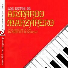 Roberto Lozano - Los Exitos de Armando Manzanero [New CD] Manufactured On Demand