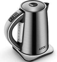 AICOK Stainless Steel Tea Kettle with Variable Temp KE7466TJ-ET