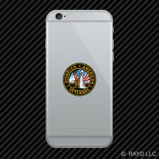 DAV American Disabled Veterans Seal Cell Phone Sticker Mobile army navy