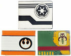Star Wars The Force Awakens New Wallet UK Official Rogue Boba Fett Imperial