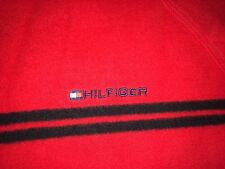 Tommy Hilfiger Large Cold Stop Fleece Sewn Logo Pullover