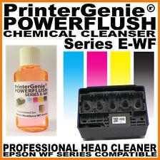 Printhead Cleaner for Epson Workforce WF2630 / 2640 / 2650 : Nozzle Unblock Kit