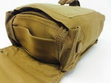 NEW USMC M60 100 Round  5.56 Coyote brown 7.62 magazine ammo pouch molle FBSE