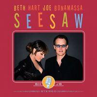 Beth Hart and Joe Bonamassa - Seesaw [CD]