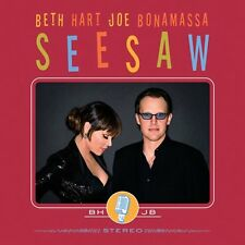 Beth Hart and Joe Bonamassa - Seesaw [CD]