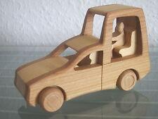 Papamobile Papa Mobile Holzauto Modellauto Auto Papst NEU Holz