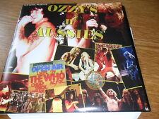 OZZY OSBOURNE RANDY RHOADS AC/DC BON SCOTT RARE OZZYS n AUSSIES LIMITED LP 250.
