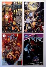 10TH MUSE ALIAS LOT OF 4 COMICS #8 A 11 12 & BLUEWATER COMICS #1 (NM) UNREAD