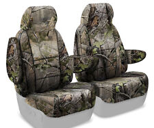 NEW Full Printed Realtree APG Camo Camouflage Seat Covers / 5102035-11