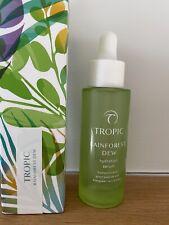 Tropic Skincare Rainforest Dew Hydration Serum Vegan 30ml New BBE July 21