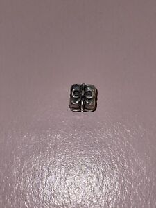 Pandora Gift Present With Bow Charm Retired Sterling Silver 790300