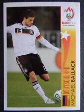Panini Euro 2008 - Michael Ballack - Deutschland In Action #494