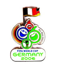 SPORT PIN/PINS-FIFA WORLD CUP 2006 Francia/Germania