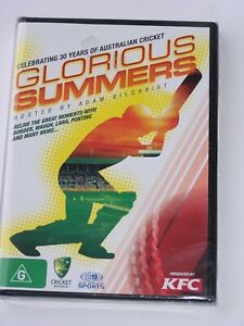 DVD Celebrating 30 years of Australian Cricket Glorious Summer