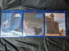 Star Wars Despecialized Original Trilogy Theatrical Editions 6 BluRay NEW SEALED