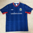 Linfield Football Shirt Umbro Northern Ireland Medium